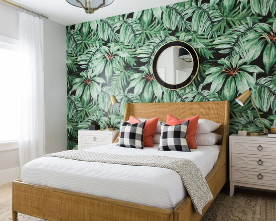 of decor tropical at ideas inspiring picture style bedroom new with