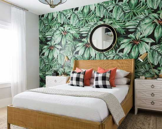 17 Gorgeous Master Bedroom Design Ideas in Tropical Style Style