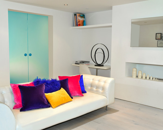 22 Summer Decor Ideas Colorful Details for Light and Airy Living Room