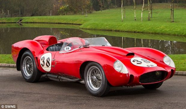 10 Classic Cars That Sold For Extreme Prices