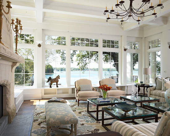 20 Gorgeous Beach Style Living Room Design and Decor Ideas