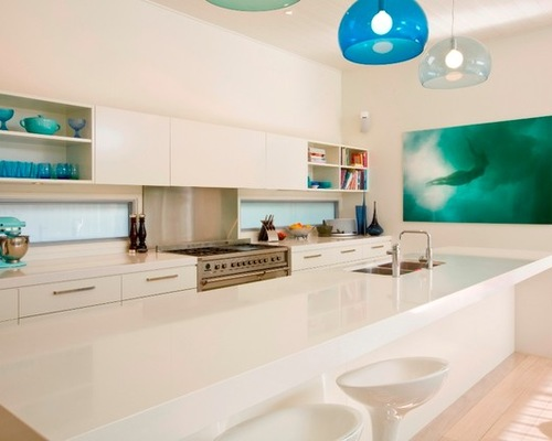 18 Great White Kitchen Design and Décor Ideas (Part 1)