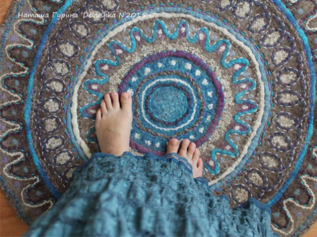 15 Chic DIY Rug Ideas You Can Make Right Away! (13)