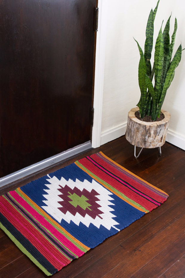15 Chic DIY Rug Ideas You Can Make Right Away! (2)