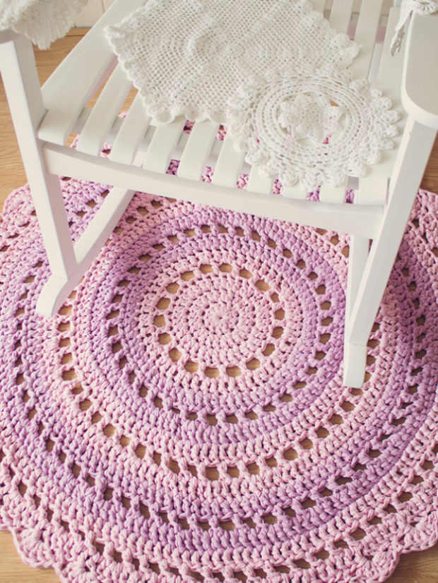 15 Chic DIY Rug Ideas You Can Make Right Away! (3)