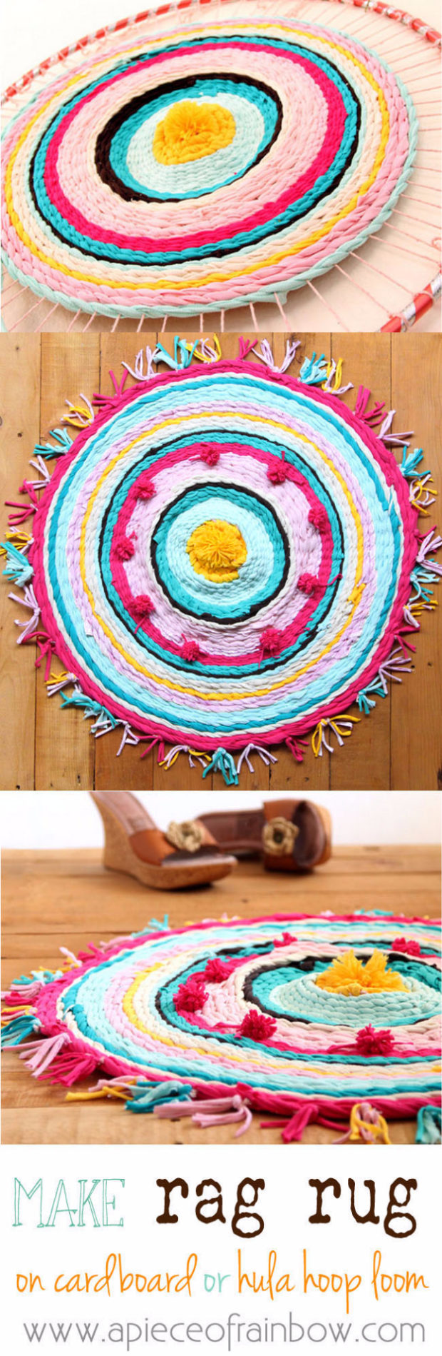 15 Chic DIY Rug Ideas You Can Make Right Away! (6)