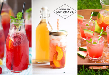 15 Energizing Summer Drink Recipes To Refresh Your Guests With - watermelons, vitamin, tea, sun, summer drink, summer, strawberry, smoothie, refreshing, recipe, raspberry, peach, mango, lime, lemonade, lemon, herbal, Fruit, drink, diy, Cool, cold, Cocktail, blackberry, banana, alcohol