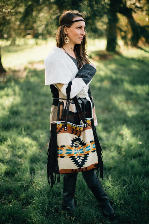 15 Fashionable Handmade Bag Designs To Take All You Need With You In Style