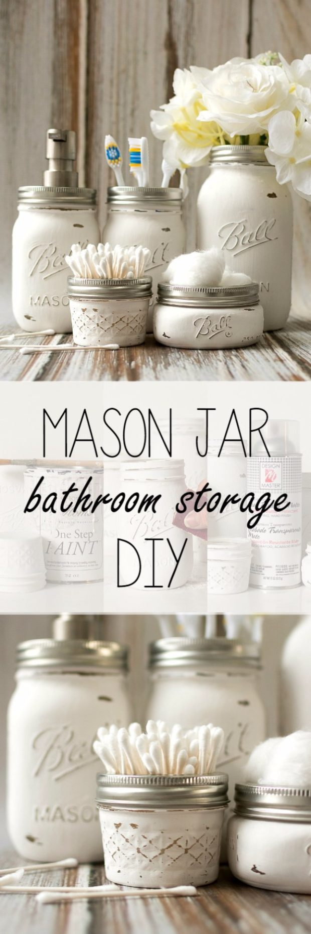15 Genius DIY Ideas To Improve Your Bathroom For Free (1)