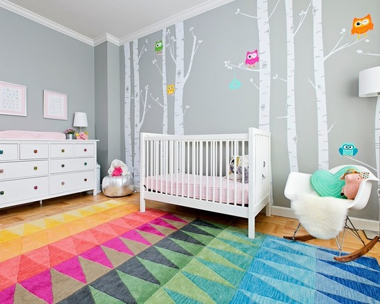 20 Steal Worthy Decorating Ideas For Baby Nurseries (Part 1)