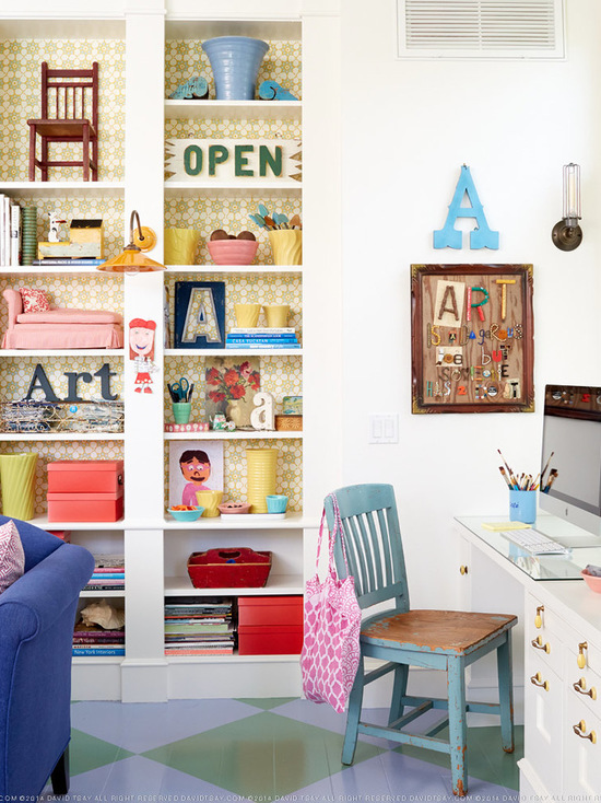 21 Home Office Design and Decor Ideas Guaranteed To Make Work More Fun
