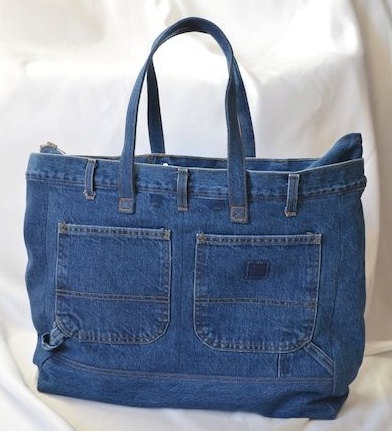 17 Chic Handmade Bags From Repurposed Materials - Style Motivation
