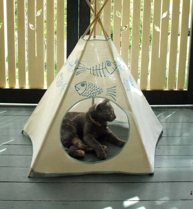 17 Cute Pet Bed Designs That Will Spoil Our Furry Friends (7)