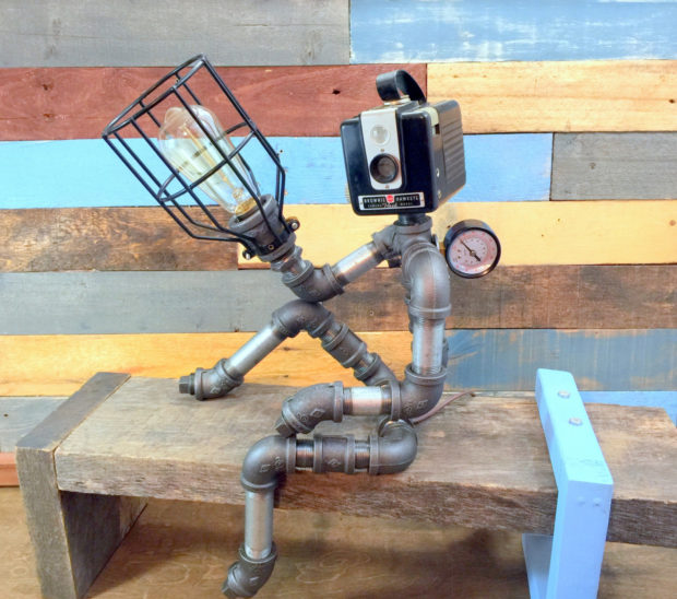 17 Inventive Handmade Industrial Lamp Designs That Will Give You Ideas (13)