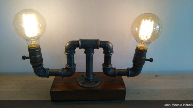 17 Inventive Handmade Industrial Lamp Designs That Will Give You Ideas (7)