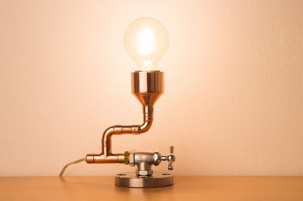 17 Inventive Handmade Industrial Lamp Designs That Will Give You Ideas (8)