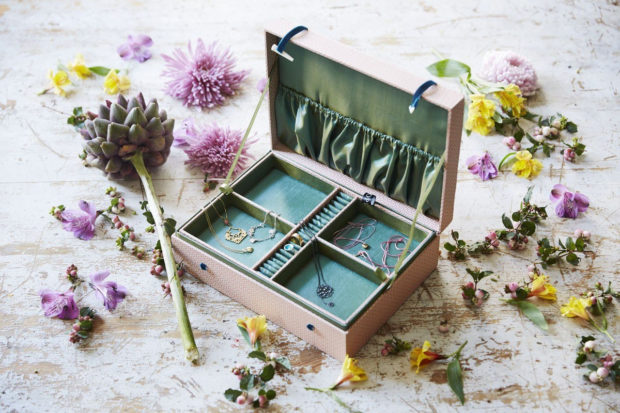 17 Simple But Awesome Handmade Jewelry Organizer Ideas You Can DIY