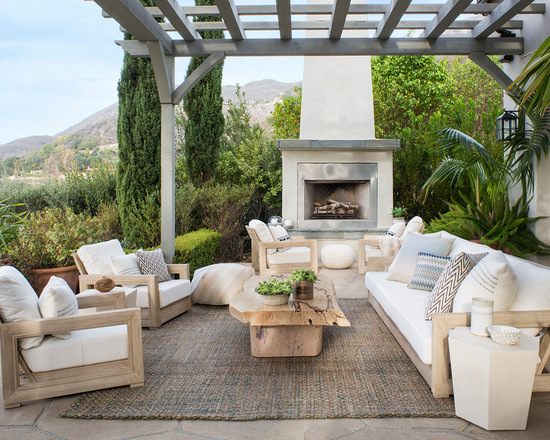 18 Cool Sea And Beach Inspired Patio Design Ideas