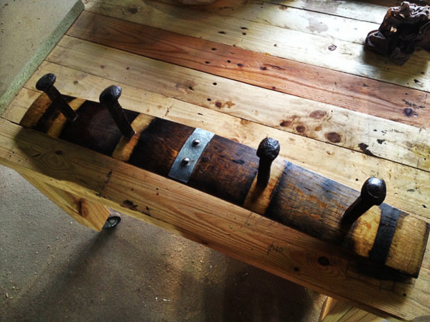 18 Interesting Ideas To Repurpose Old Wine Barrels (10)