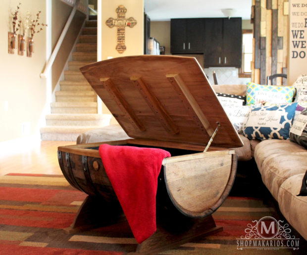 18 Interesting Ideas To Repurpose Old Wine Barrels (6)