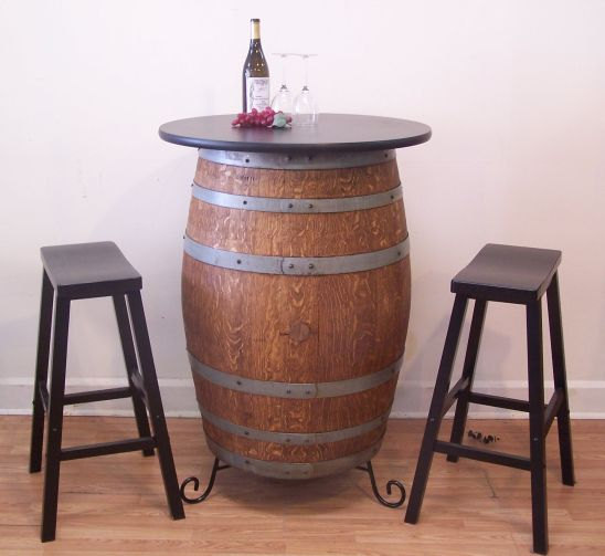 18 Interesting Ideas To Repurpose Old Wine Barrels (7)