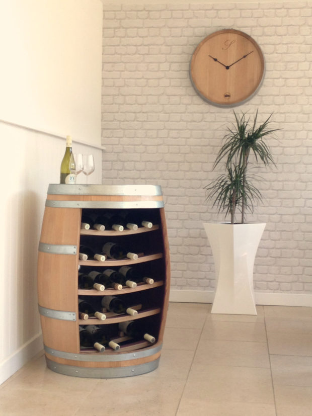 18 Interesting Ideas To Repurpose Old Wine Barrels (9)