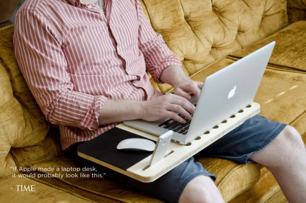 18 Inventive Handmade Dock And Stand Designs For Your Electronics (13)