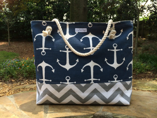 18 Must Have Handmade Beach Bag Designs To Take Your Stuff To The Beach (1)