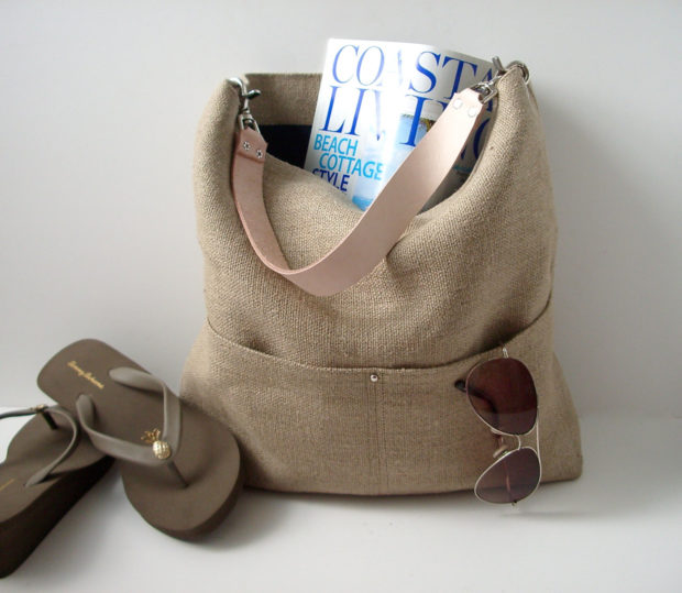 18 Must Have Handmade Beach Bag Designs To Take Your Stuff To The Beach (8)
