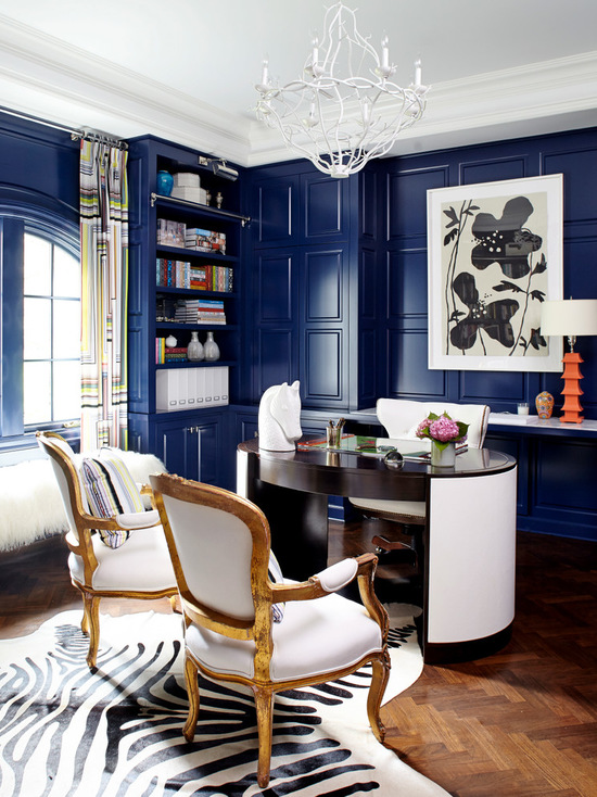Incredible 21 Home Office Design And Decor Ideas Guaranteed To Make Work More Largest Home Design Picture Inspirations Pitcheantrous