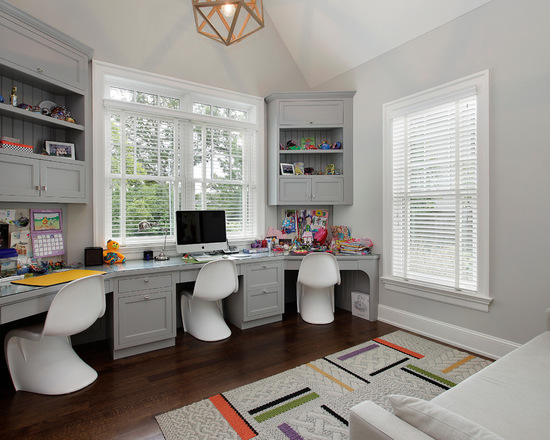 17 Awesome Kids Study Room Design Ideas Part 50