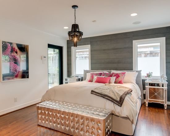 17 Beautiful Bedrooms with Accent Walls