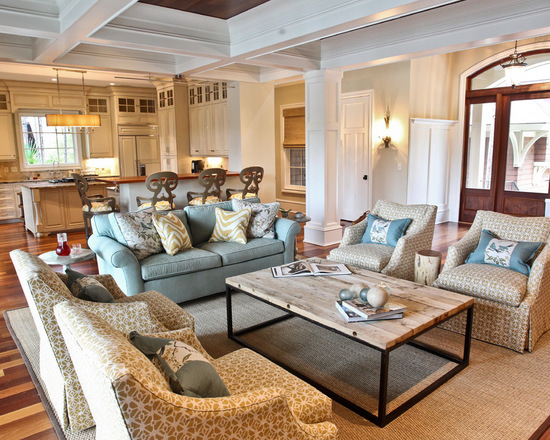 Merveilleux 20 Gorgeous Beach Style Living Room Design And Decor Ideas