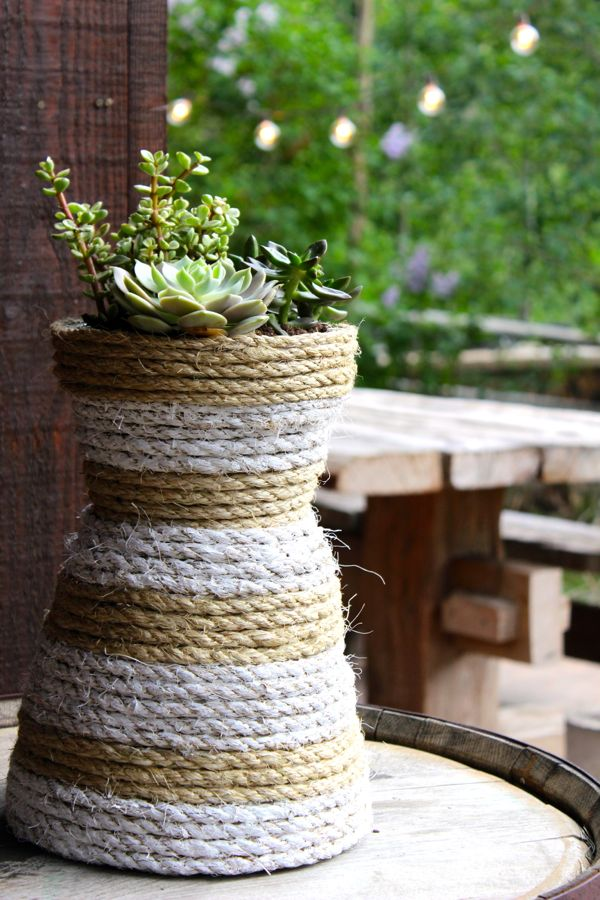16 Fun and Easy Summer DIY Garden Projects