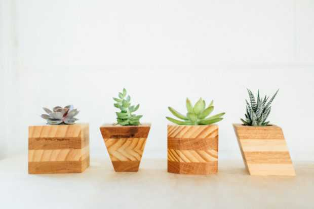 20 Cool Handmade Planter Designs For Indoor And Outdoor Use (1)