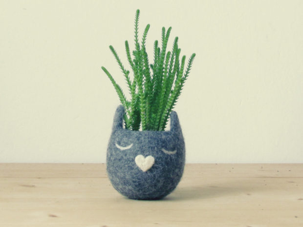 20 Cool Handmade Planter Designs For Indoor And Outdoor Use (12)