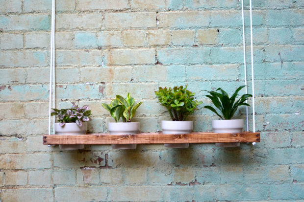 20 Cool Handmade Planter Designs For Indoor And Outdoor Use (13)