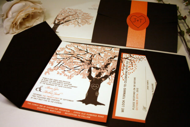 20 Creative Wedding Invitations For The Best Day Of Your Life (1)