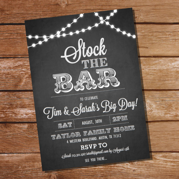 20 Creative Wedding Invitations For The Best Day Of Your Life (14)