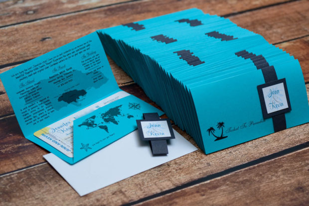 20 Creative Wedding Invitations For The Best Day Of Your Life (17)