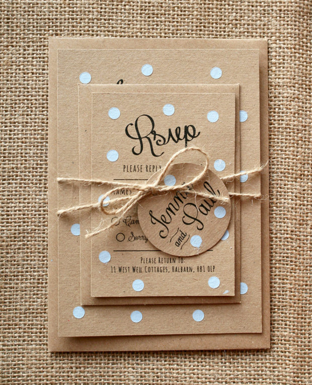 20 Creative Wedding Invitations For The Best Day Of Your Life (19)