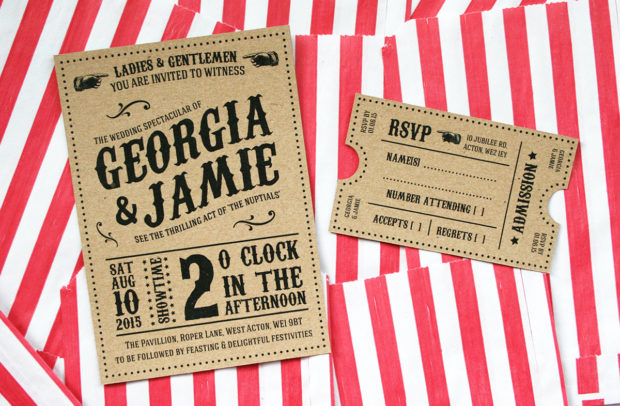 20 Creative Wedding Invitations For The Best Day Of Your Life (20)