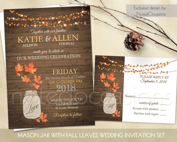 20 Creative Wedding Invitations For The Best Day Of Your Life (6)