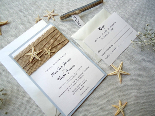 20 Creative Wedding Invitations For The Best Day Of Your Life