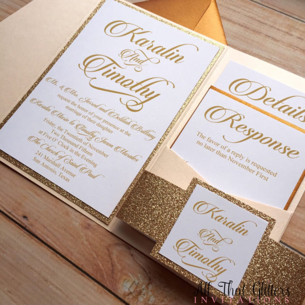 20 Creative Wedding Invitations For The Best Day Of Your Life (8)