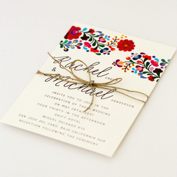20 Creative Wedding Invitations For The Best Day Of Your Life (9)