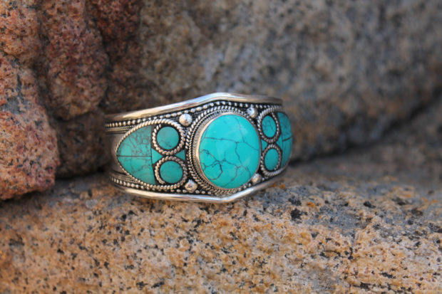 20 Trendy Handmade Turquoise Jewelry Ideas To Stay Up To Date (12)