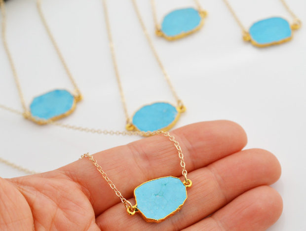 20 Trendy Handmade Turquoise Jewelry Ideas To Stay Up To Date (13)