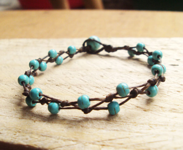 20 Trendy Handmade Turquoise Jewelry Ideas To Stay Up To Date (15)