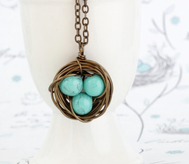 20 Trendy Handmade Turquoise Jewelry Ideas To Stay Up To Date (17)